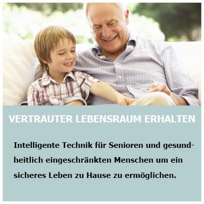 AAL / Altersunterstützende Assistenzlösungen