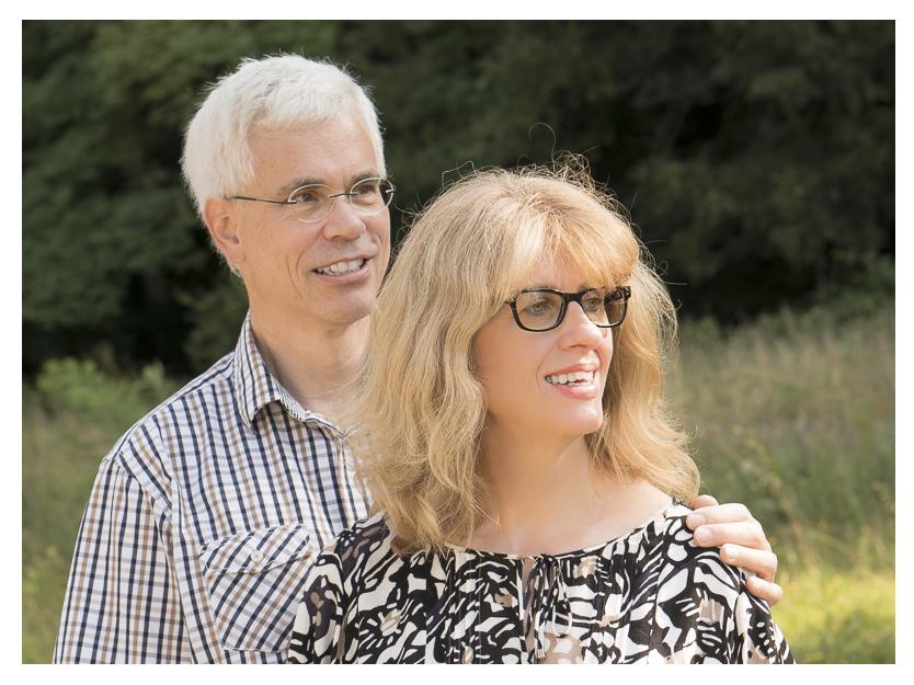 Daniel und Erika Rosshuber / Rosshuber Engineering