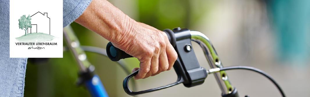 Mobil im Alter, Sturzprävention zu Hause